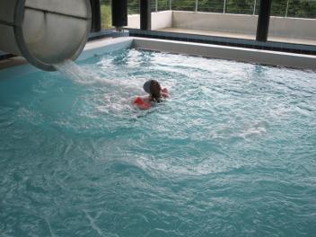 La piscine a quimperle derniere seance cole coat pin for Piscine quimperle