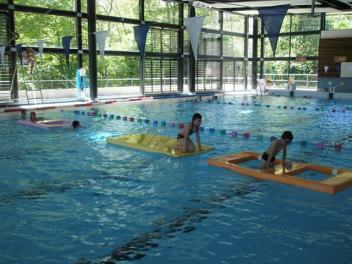 La piscine a quimperle parcours 2 cole coat pin de for Piscine quimperle